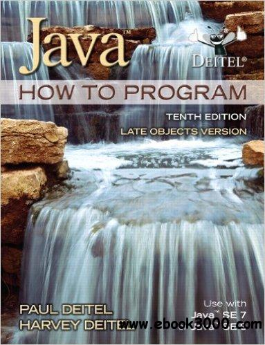 Java How To Program, late objects) (10th  Edition