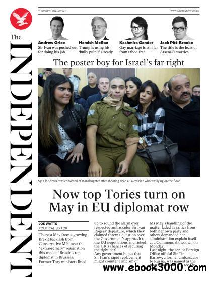 The Independent - 5 January 2017