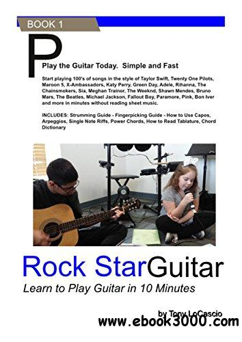 RockStar Guitar: Learn to Play Guitar in 10 Minutes