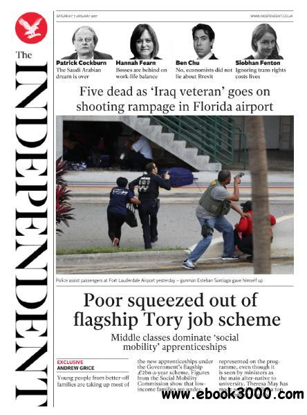The Independent - 7 January 2017