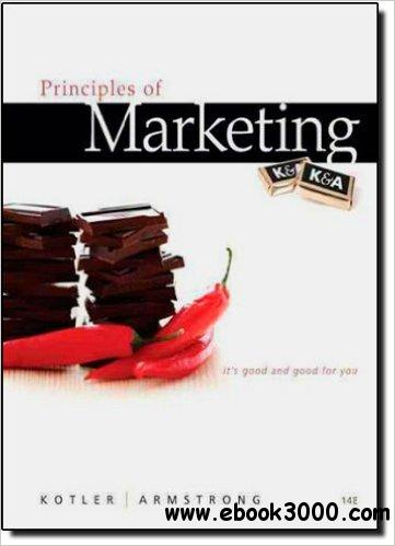 Principles of Marketing, 14th  Edition