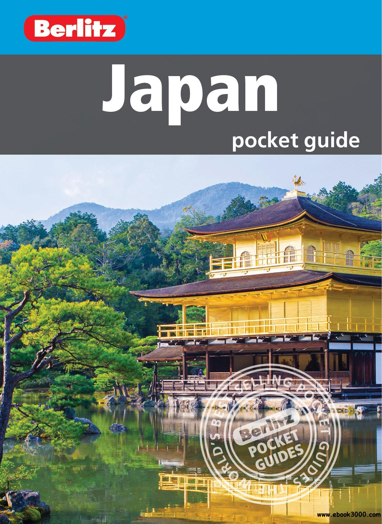 Berlitz Pocket Guide Japan