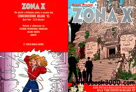 Zona X - Speciale Comiconvention 1995