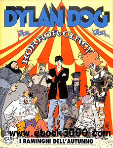 Dylan Dog - Volume 333 - I Raminghi Dell'Autuno