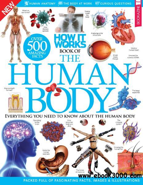 How It Works: Book of The Human Body 8th Edition