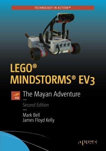 LEGO? MINDSTORMS? EV3: The Mayan Adventure [repost]