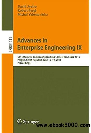 Advances in Enterprise Engineering IX