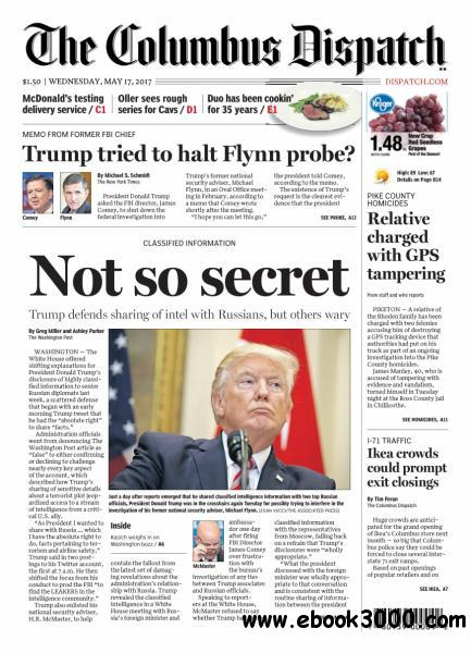 The Columbus Dispatch - May 17, 2017