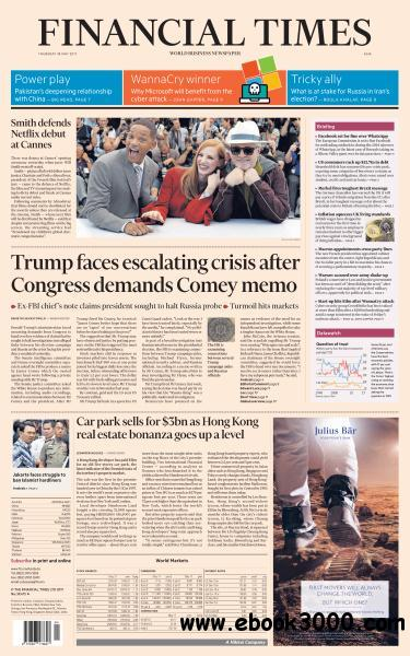 Financial Times Asia - 18 May 2017