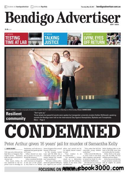 Bendigo Advertiser - May 18, 2017