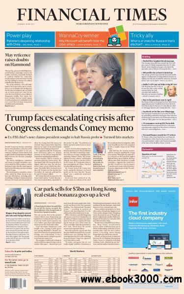 Financial Times UK - 18 May 2017