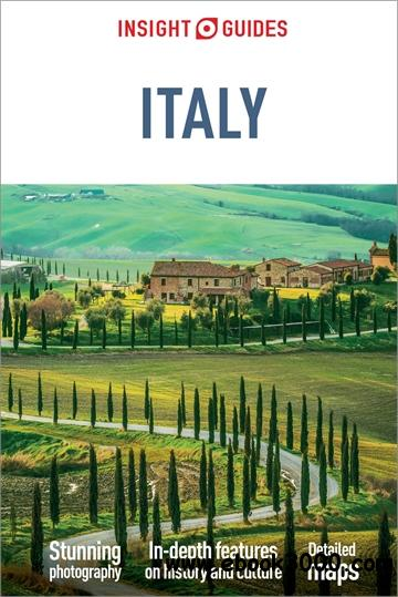 Insight Guides Italy, 8th Edition