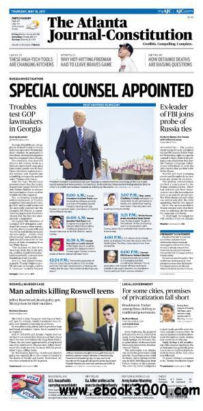The Atlanta Journal-Constitution - May 18, 2017