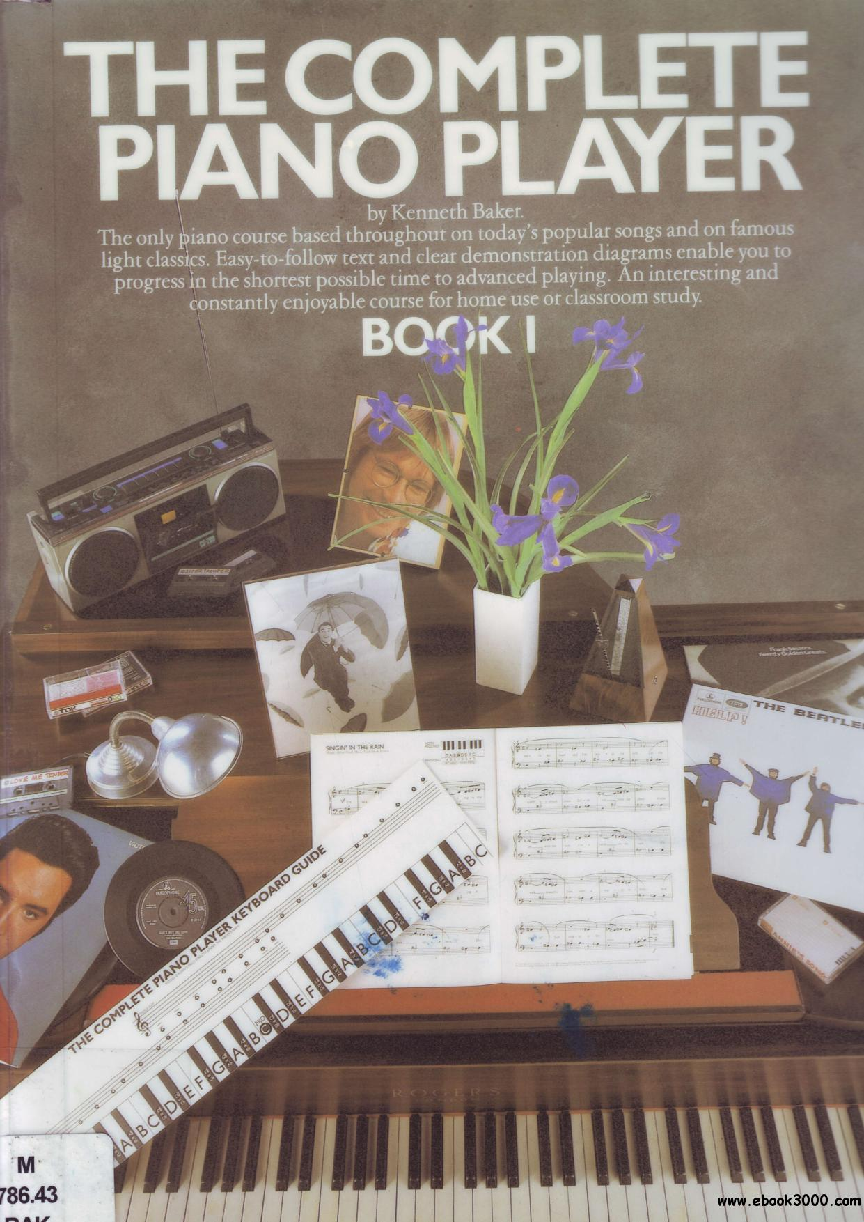 The Complete Piano Player: Book 1