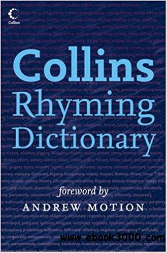 Collins Rhyming Dictionary