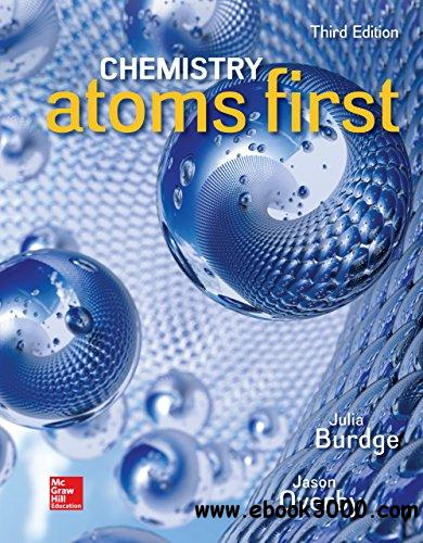 Chemistry: Atoms First (WCB Chemistry), 3rd Edition