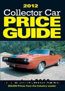 2012 Collector Car Price Guide, 6 edition