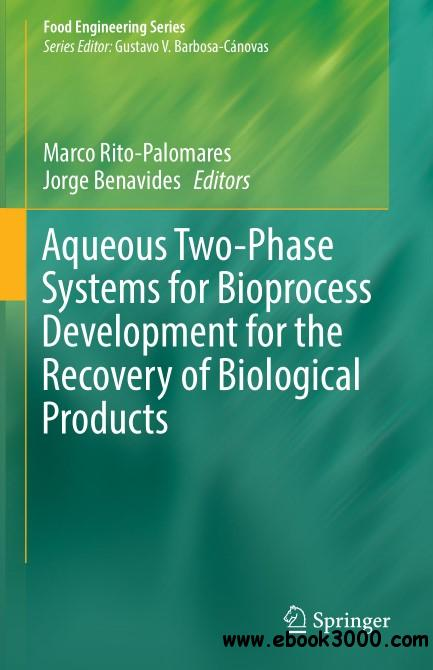Aqueous Two-Phase Systems for Bioprocess Development for the Recovery of Biological Products