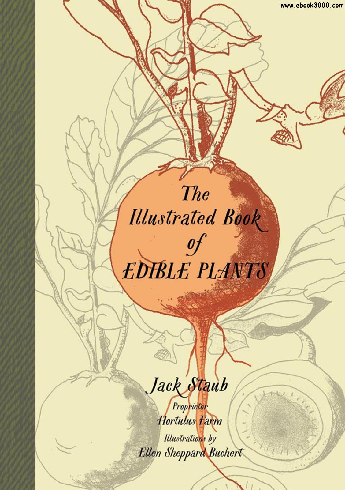 Illustrated Book of Edible Plants