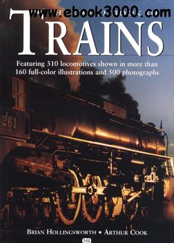 The Great Book of Trains (A Salamander Book)
