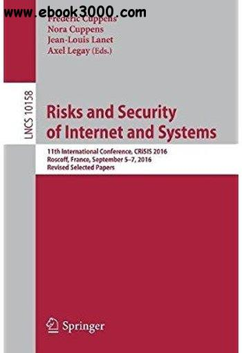 Risks and Security of Internet and Systems: 11th International Conference