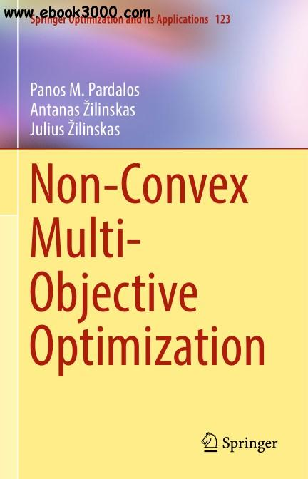 Non-Convex Multi-Objective Optimization