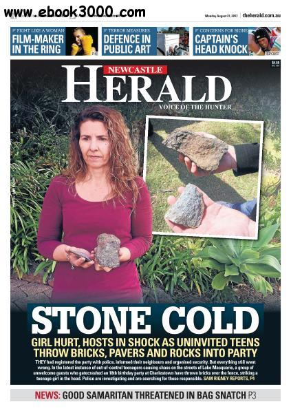 Newcastle Herald - August 21, 2017