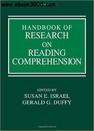 Handbook of Research on Reading Comprehension