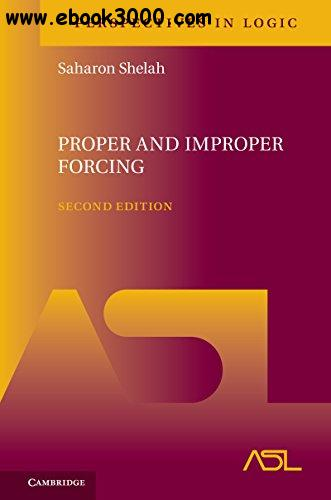 Proper and Improper Forcing, 2nd Edition