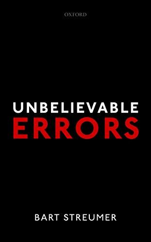 Unbelievable Errors: An Error Theory about All Normative Judgements
