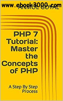 PHP 7 Tutorial: Master the Concepts of PHP: A Step By Step Process