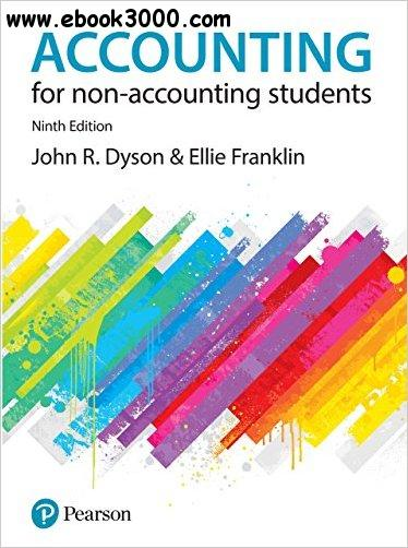 Accounting for Non-Accounting Students, 9th Edition