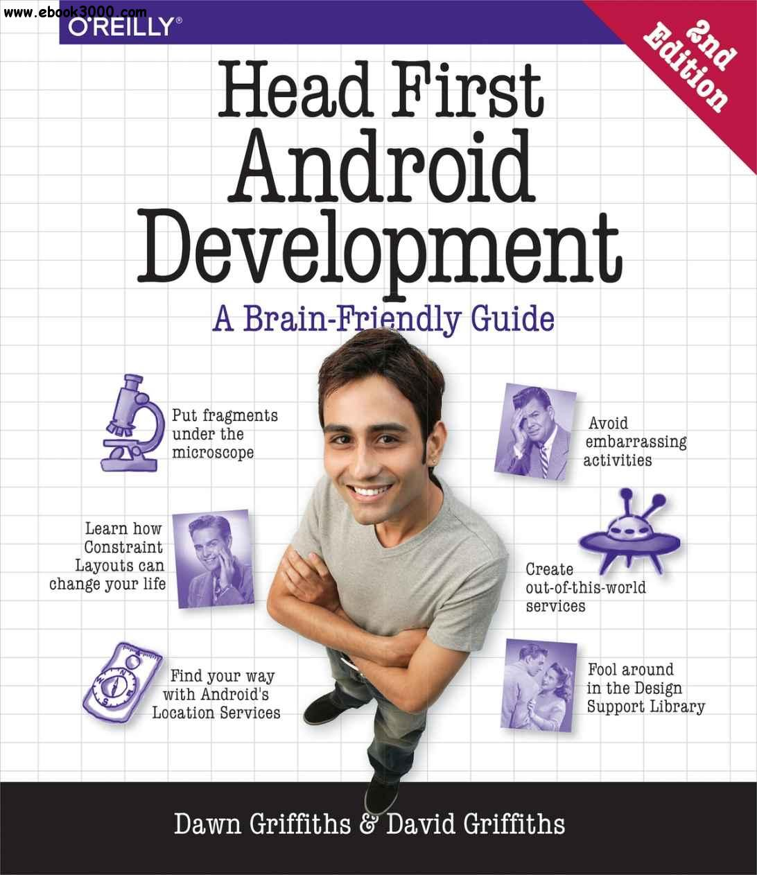 Head First Android Development: A Brain-Friendly Guide, 2nd Edition