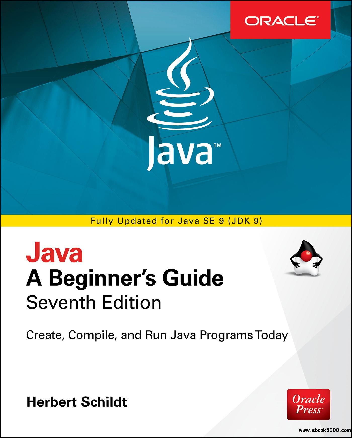 Java: A Beginner's Guide, 7th Edition