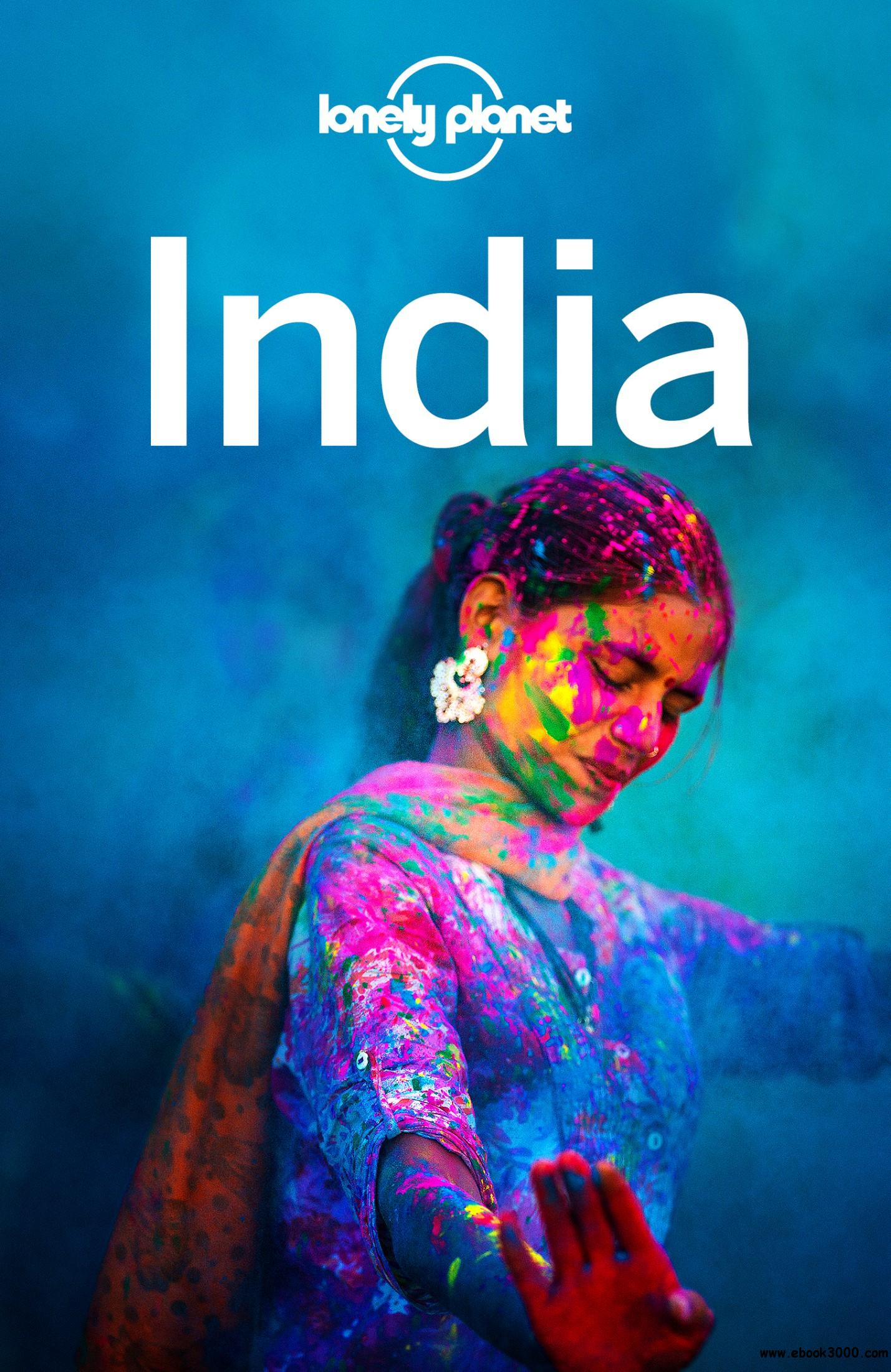 Lonely Planet India, 17th Edition