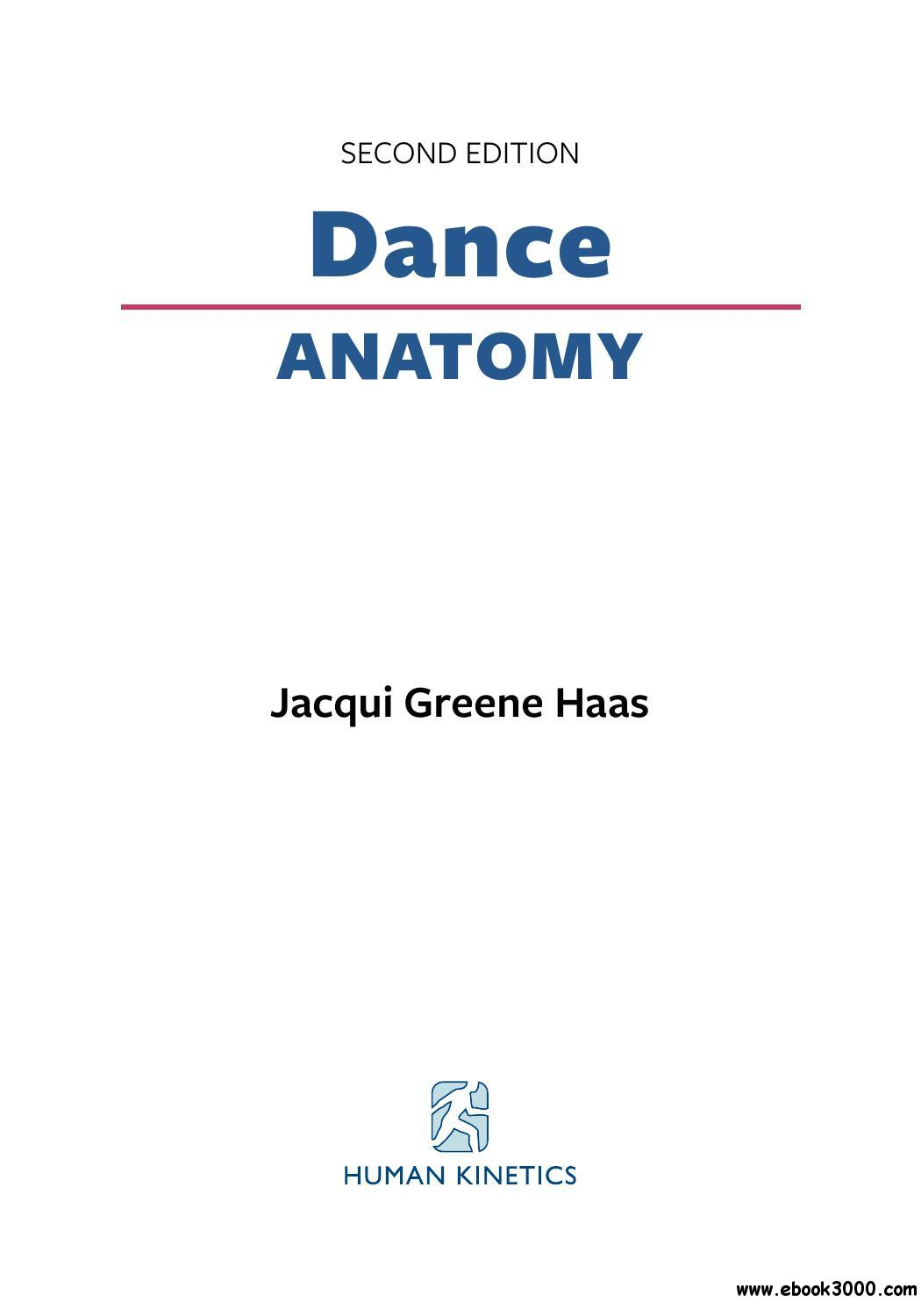 the dance experience 3rd edition pdf