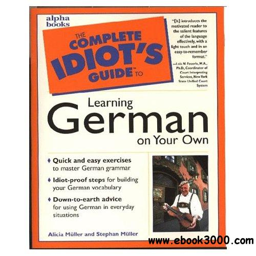 Alice Muller, Complete Idiots Guide To Learning German
