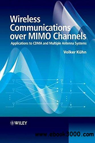 Wireless Communications Over MIMO Channels