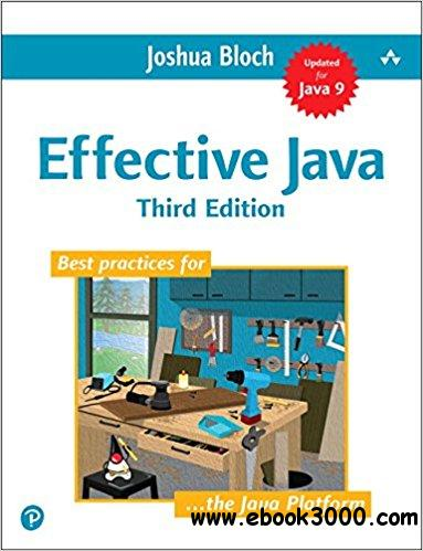 Effective Java, 3rd  Edition