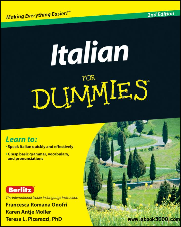 Italian For Dummies, 2nd Edition