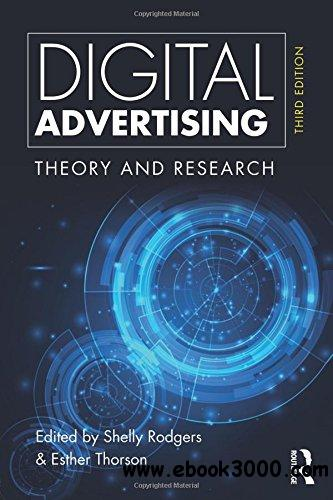 Digital Advertising, Third Edition: Theory and Research