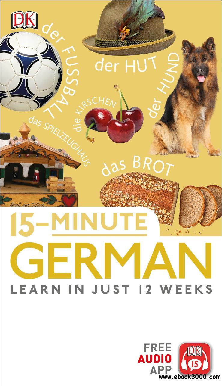 15-Minute German, Revised Edition