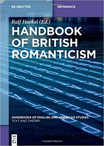 Handbook of British Romanticism