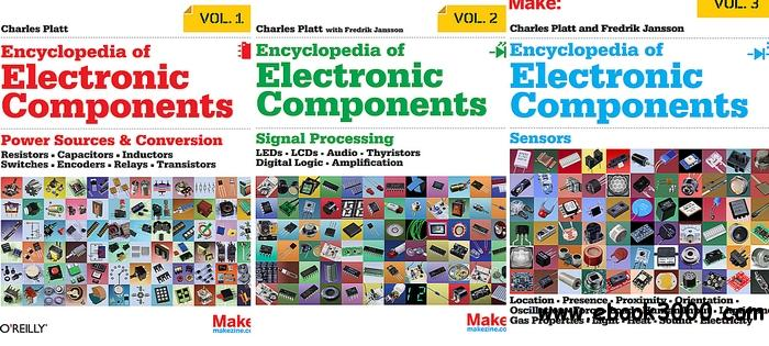 Encyclopedia of Electronic Components (book sets)