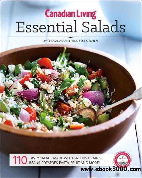 Canadian Living: Essentials Salads