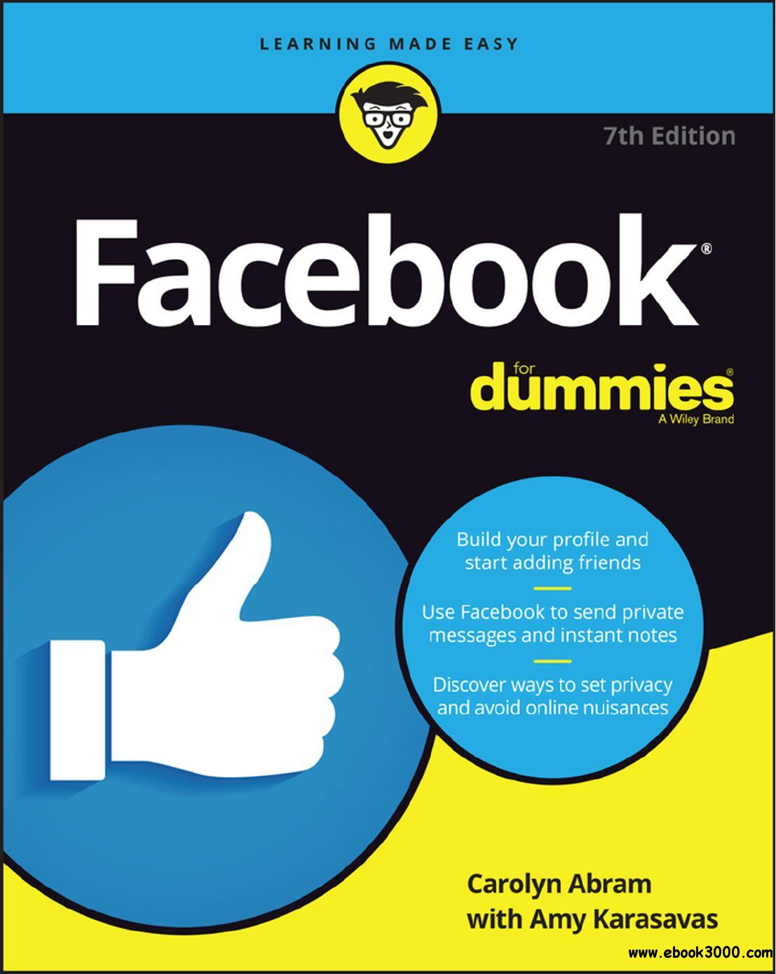Facebook For Dummies, 7th Edition