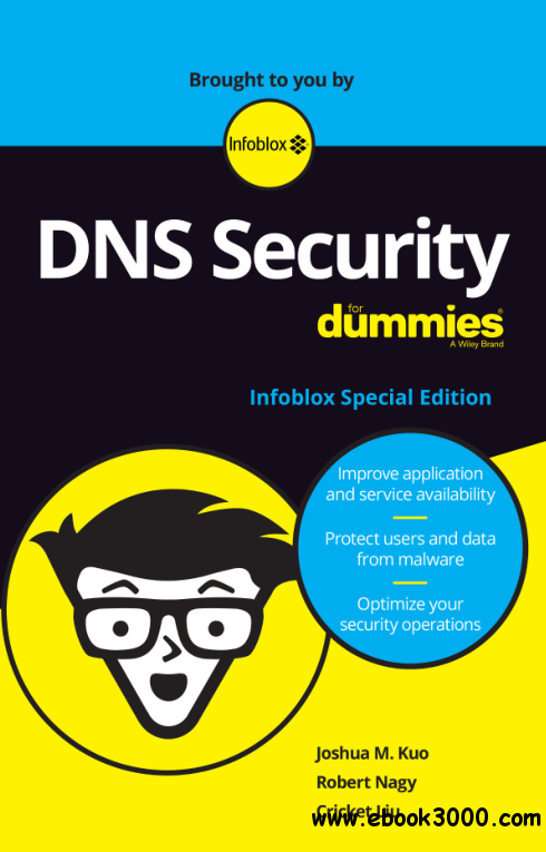 DNS Security For Dummies, Infoblox Special  Edition