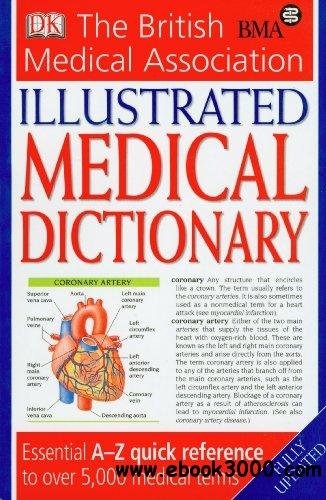 BMA Illustrated Medical Dictionary 2nd edition