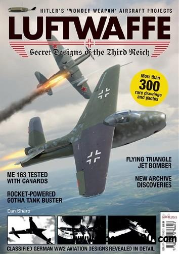 Luftwaffe: Secret Designs of the Third Reich
