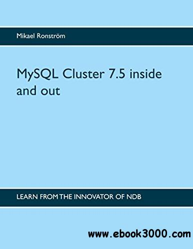 MySQL Cluster 7.5 inside and out